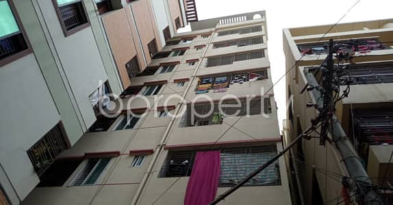 Available In Mohammadpur , A 1230 Sq. Ft Apartment For Rent, Close To Afjal Jame Masjid
