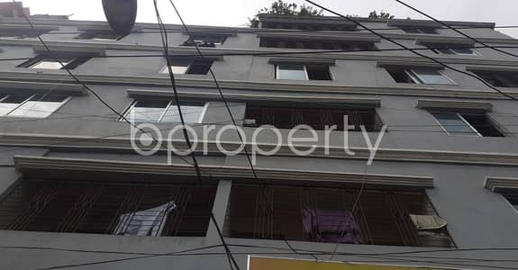 2 Bedroom Flat for Rent in Motijheel, Dhaka - Create Your New House In An Apartment For Rent In South Kamlapur.