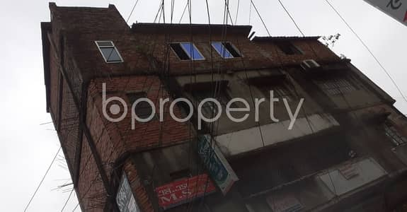 1 Bedroom Apartment for Rent in 10 No. North Kattali Ward, Chattogram - 300 Sq Ft Flat Is Up For Rent In New Monsurabad