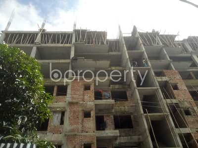 3 Bedroom Apartment for Sale in Badda, Dhaka - 1194 Sq Ft Residence Is For Sale At Jagannathpur