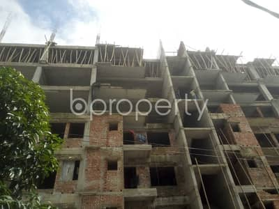 3 Bedroom Flat for Sale in Badda, Dhaka - 1184 Sq Ft Flat Is For Sale At Badda