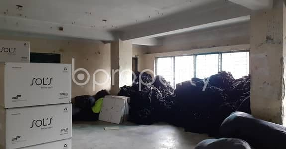 Apartment for Rent in Ibrahimpur, Dhaka - In North Kafrul Road This 3500 Square Feet Large Open Space Is Up For Rent.