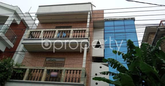 7 Bedroom Building for Rent in Nikunja, Dhaka - Create Your Home In A 5500 Sq Ft Building Which Is Up For Rent In Nikunja 1, Near Nikunja Model College