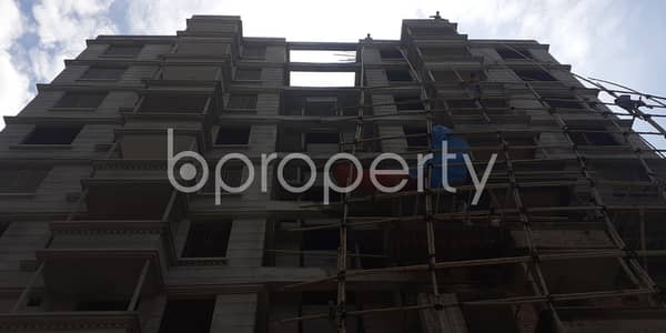 3 Bedroom Flat for Sale in Bashundhara R-A, Dhaka - A 1800 Square Feet Large Residential Apartment For Sale In Bashundhara R-A Near Madinatul Ulum Madrasa Masjid