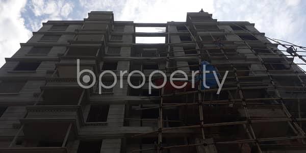 3 Bedroom Apartment for Sale in Bashundhara R-A, Dhaka - Close To Madinatul Ulum Madrasa Masjid This 1800 Square Feet Residential Apartment For Sale In Bashundhara R-A .