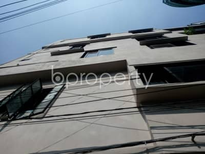2 Bedroom Flat for Rent in Kalachandpur, Dhaka - Tastefully Designed this 850 SQ FT apartment is now vacant for rent in Kalachandpur