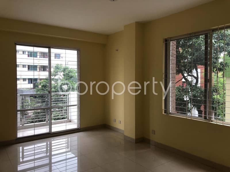 A Beautiful Apartment Which Is Up For Sale In Mohammadpur Nearby Uttara Bank Limited