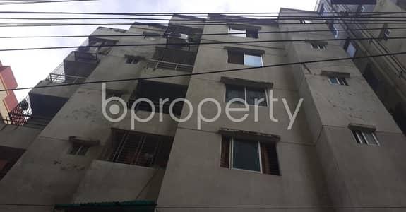 ভাড়ার জন্য BAYUT_ONLYএর ফ্ল্যাট - শ্যামলী, ঢাকা - In Shyamoli, Road No 2 this flat is up for rent which is 650 SQ FT