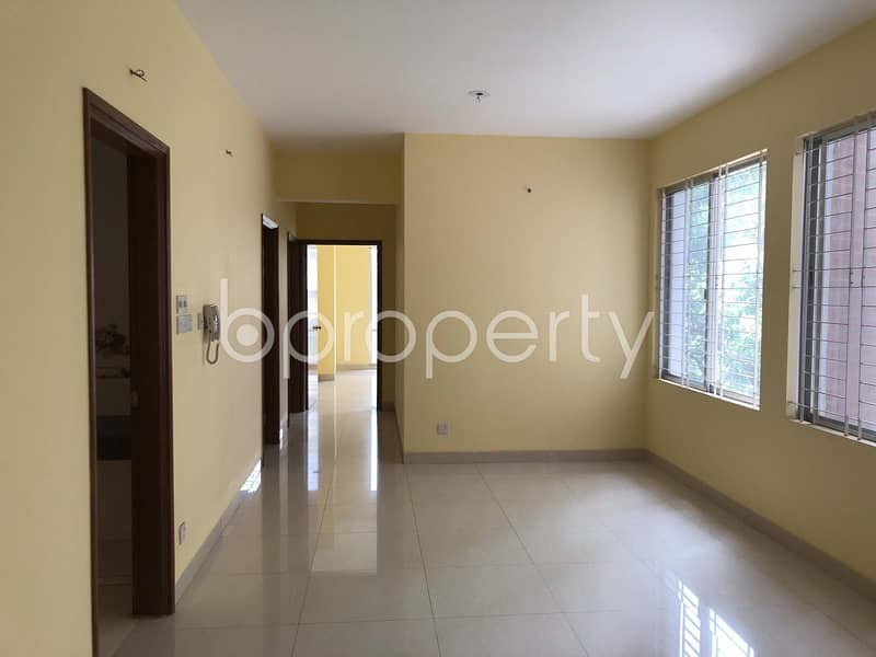 A Wonderful Flat Is Available For Sale In Mohammadpur Near Bangladesh University