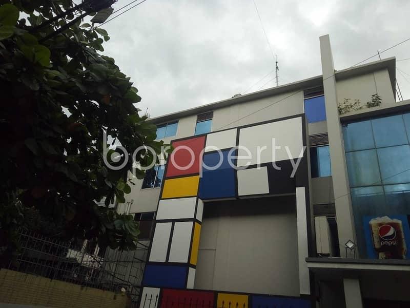 Commercial Floor Of 4000 Sq Ft Is For Rent In Cda Avenue, Bagmoniram