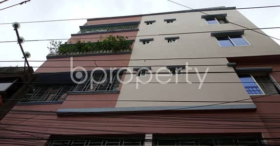 This Flat In 7 No. West Sholoshohor Ward With A Convenient Price Is Up For Rent