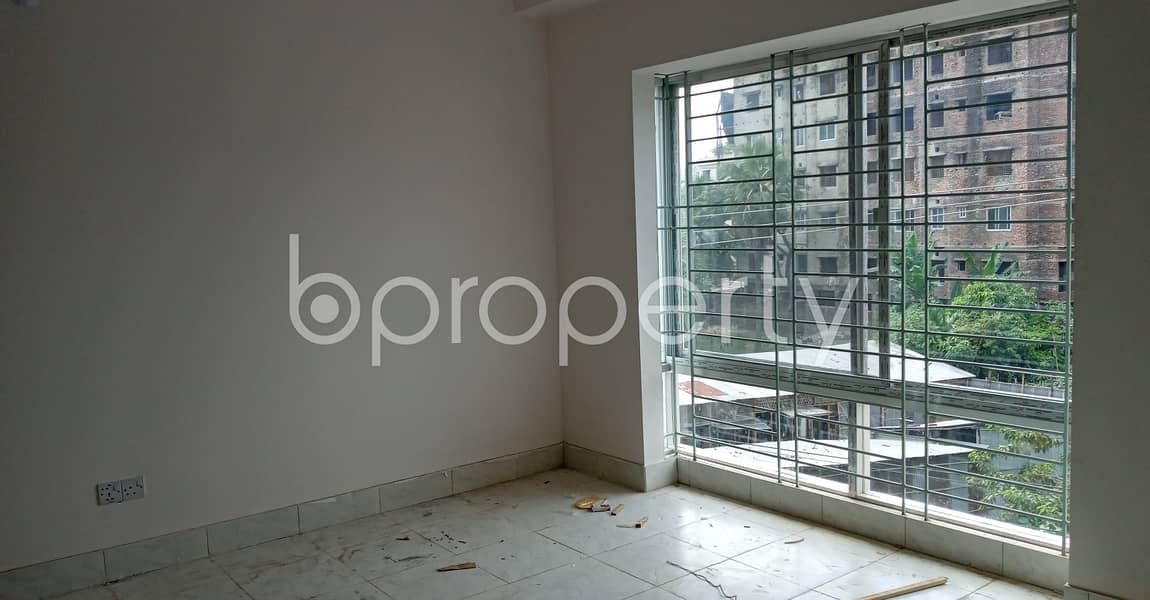 See This 1450 Sq. Ft Smartly Priced Apartment Which Is Up For Rent In West Sholoshohor Near To Mohammadpur Chowdhury Mosque, That You Should Check.