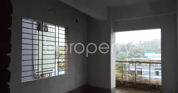 3 Bedroom Flat for Sale in 9 No. North Pahartali Ward, Chattogram - Reasonable 1440 SQ FT flat is available for sale in 9 No. North Pahartali Ward