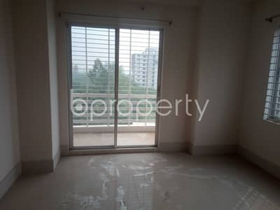 3 Bedroom Flat for Rent in Mohammadpur, Dhaka - A Dazzling 950 Sq Ft Residential Property Is Up For Rent Located At Chandrima Model Town
