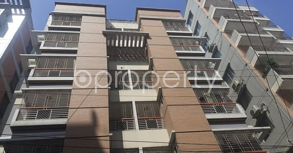 ভাড়ার জন্য BAYUT_ONLYএর অ্যাপার্টমেন্ট - বসুন্ধরা আর-এ, ঢাকা - A Well-featured 1250 Sq Ft And 3 Bedroom Residence Is Ready For Rent At Bashundhara, Right Close To Ebenzer International School