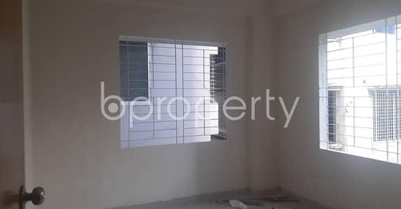 ভাড়ার জন্য BAYUT_ONLYএর ফ্ল্যাট - বসুন্ধরা আর-এ, ঢাকা - Ready for move in check this 1530 sq. ft flat for rent which is in Road No 1, Bashundhara R-A