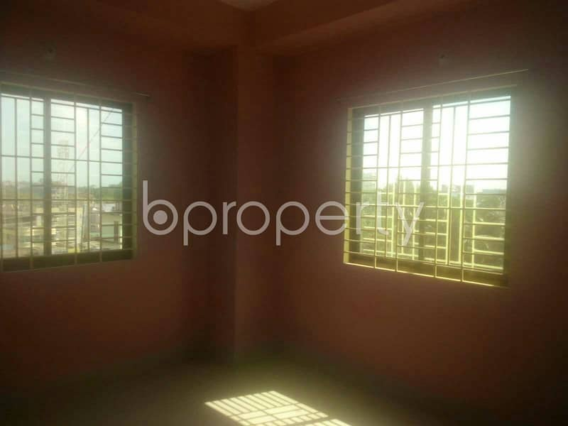 Ready for move in check this 650 sq. ft flat for rent which is in Mohara