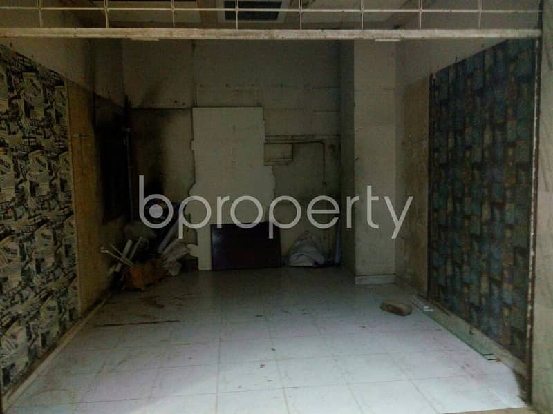 148 Sq Ft shop Is Available for sale in Khulshi