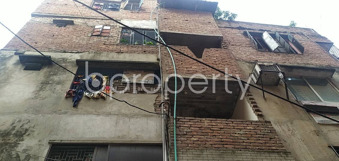 Well Organized 700 Sq Ft Flat With Land Is Available For Sale In Uttar Badda