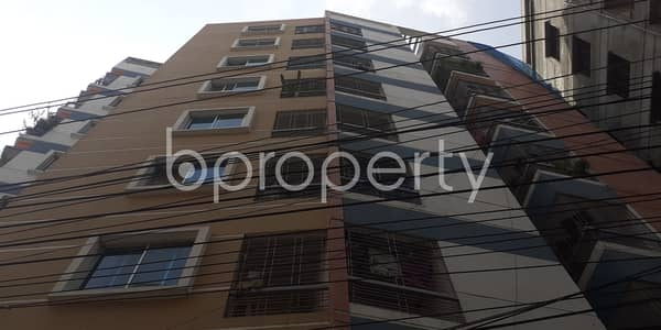 3 Bedroom Apartment for Sale in Agargaon, Dhaka - At West Agargaon, Suitable Apartment Is Up For Sale Which Is 1384 Sq Ft