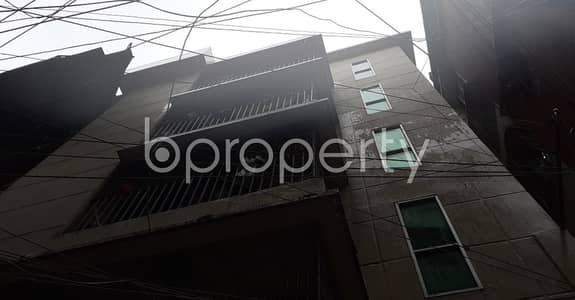 2 Bedroom Apartment for Rent in Kalabagan, Dhaka - Select Your Next Residing Place At This Nice Flat Of 1050 Sq Ft In Lake Circus Road, Kalabagan
