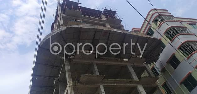 3 Bedroom Apartment for Sale in Badda, Dhaka - Plan to move in this 1200 SQ FT flat which is up for sale in Uttar Badda