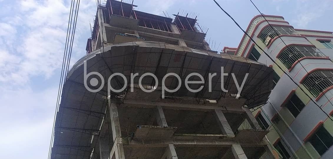 Plan to move in this 1200 SQ FT flat which is up for sale in Uttar Badda