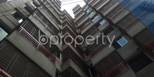 This 1333 sq. ft flat will ensure your good quality of living in Ibrahimpur, Primary school Road