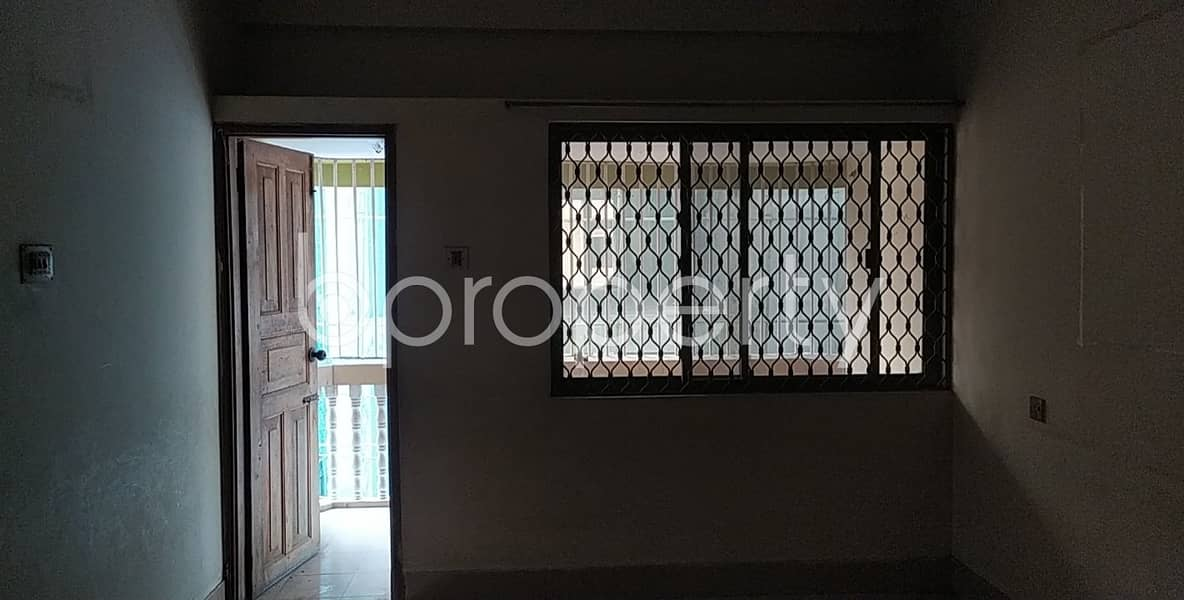 1100 SQ FT apartment is now Vacant to rent in Halishahar, Halishahar Housing Estate