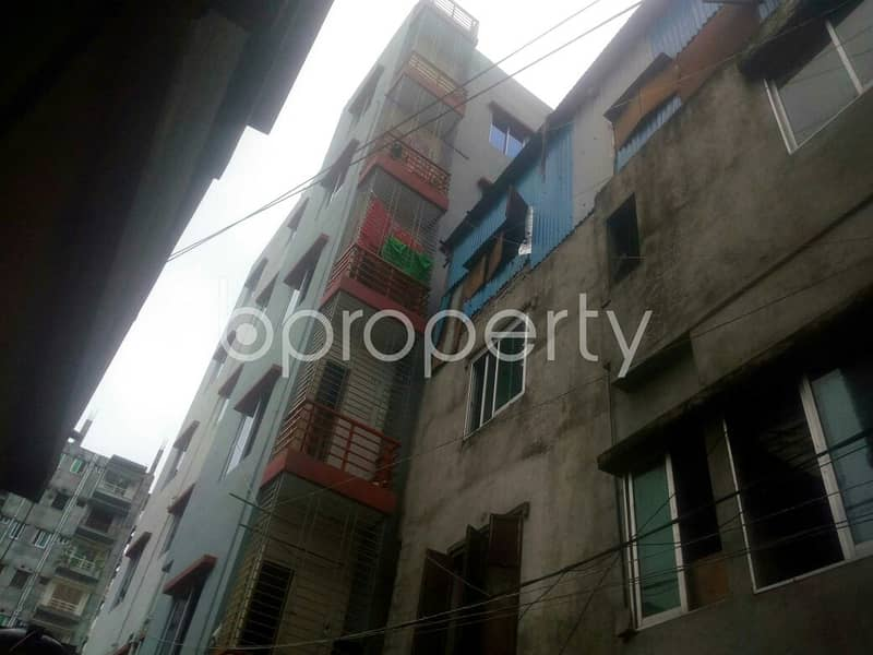 600 SQ FT apartment is now Vacant to rent in Moinarbagh