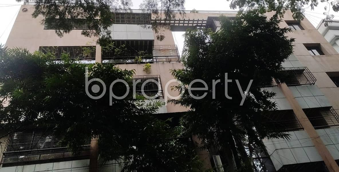 1200 SQ FT apartment is now Vacant to rent in Dhanmondi, Road No 12A