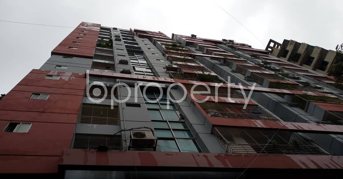 Make this 1815 SQ FT flat your next residing location, which is up for sale in Shiddheswari