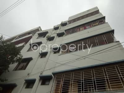 3 Bedroom Apartment for Rent in Badda, Dhaka - A Moderate Apartment Is Vacant For Rent In Jagannathpur, Badda.