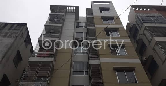 3 Bedroom Flat for Rent in Uttara, Dhaka - Remarkable Living Space Is Up For Rent In Road No 3, Uttara 7.