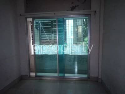 1 Bedroom Flat for Rent in Badda, Dhaka - In Shahjadpur, An Exquisite Apartment Of Single Bedroom Is Now For Rent