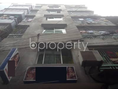 Office for Rent in Badda, Dhaka - Commercial Office Of 500 Sq Ft Is For Rent In Badda, Shahjadpur