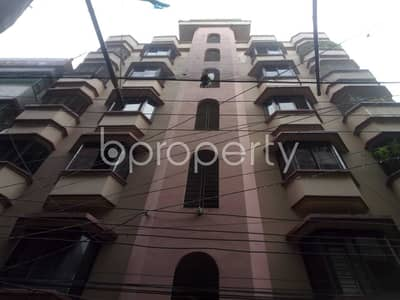 2 Bedroom Flat for Rent in Rampura, Dhaka - A 950 Sq Ft Moderate Living Space Is For Rent In Rampura.