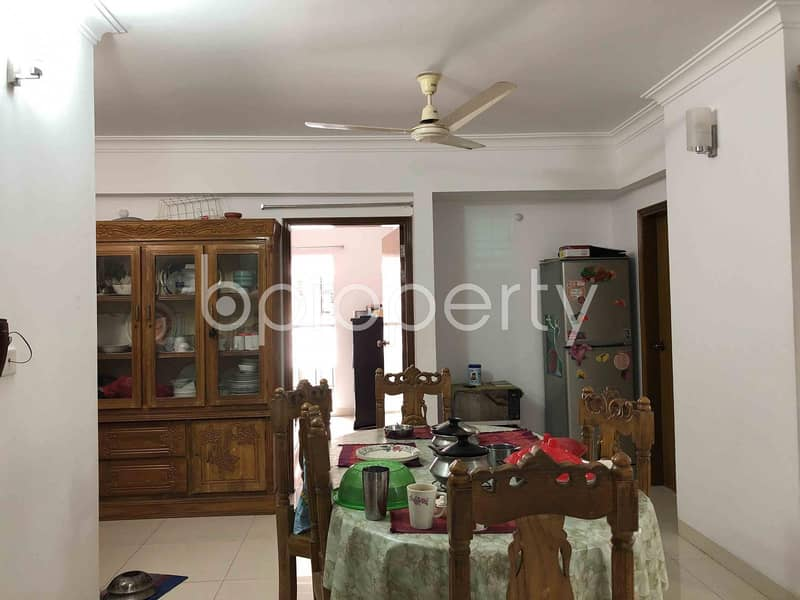 Start A New Home, In This, 1787 Sq Ft Flat For Sale In Uttara Close To Uttara Police Station