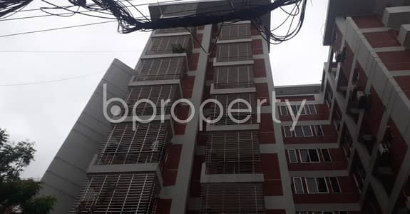 3 Bedroom Flat for Rent in Bashundhara R-A, Dhaka - 2050 Sq Ft Vacant Apartment Is Ready To Be Rented In Bashundhara R-a.