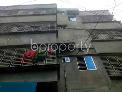 2 Bedroom Flat for Rent in Badda, Dhaka - This 650 sq. ft flat will ensure your good quality of living in Badda, P. O. Road