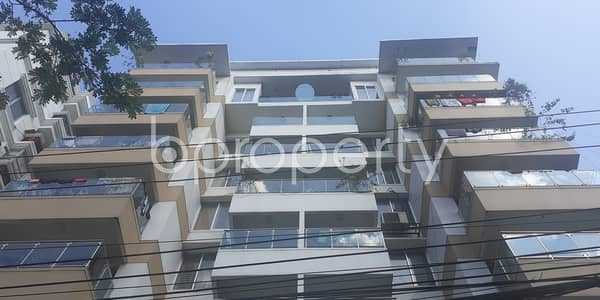 4 Bedroom Flat for Rent in Bashundhara R-A, Dhaka - In Bashundhara R-a, This Well Developed 2350 Square Feet Living Space Is Up For Rent.