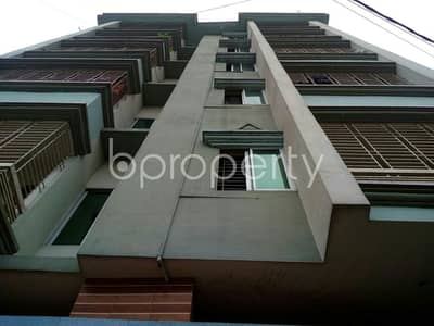 3 Bedroom Apartment for Rent in Gazipur Sadar Upazila, Gazipur - This 900 sq. ft flat will ensure your good quality of living in Gazipur