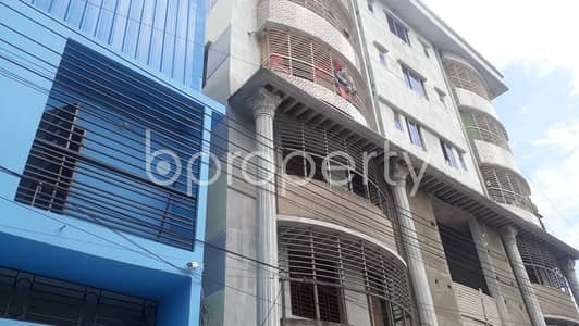 2 Bedroom Flat for Rent in Halishahar, Chattogram - We Give You This 950 Square Feet Living Space For Rent In 39 No. South Halishahar Ward