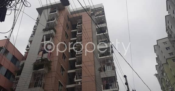 3 Bedroom Flat for Rent in Mohammadpur, Dhaka - We Give You This 1250 Square Feet Living Space For Rent In Kaderabad Housing Society
