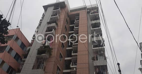 3 Bedroom Apartment for Rent in Mohammadpur, Dhaka - 1300 Sq Ft Living Space Is Available For Rental Purpose In Kaderabad Housing Society.