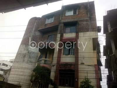 2 Bedroom Apartment for Rent in Badda, Dhaka - Beautiful 720 SQ FT flat is available to Rent in Middle Badda