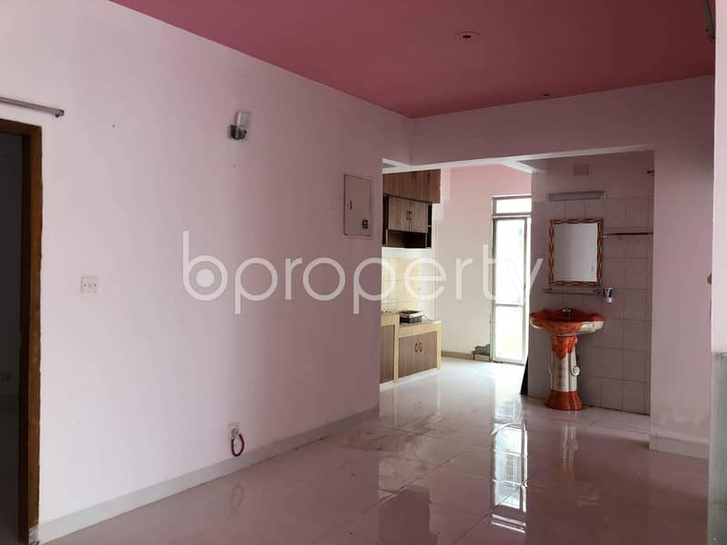 In Eskaton, A 1270 Sq Ft Brand New Flat Is Available For Sale Which Is Now Close To Abeer General Hospital