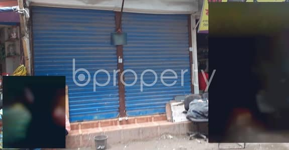 Shop for Rent in Mohammadpur, Dhaka - Visit This 300 Sq Ft Shop For Rent In Bosila