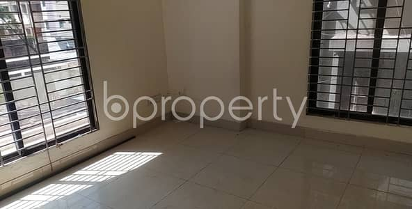 3 Bedroom Apartment for Rent in Halishahar, Chattogram - Select Your Next Residing Place At This Nice Flat Of 1100 Sq Ft In Halishahar Housing Estate