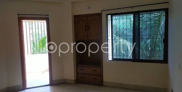 4 Bedroom Flat for Rent in Halishahar, Chattogram - Live In This Well Designed Flat Of 1100 Sq Ft Which Is Up For Rent In Halishahar Housing Estate